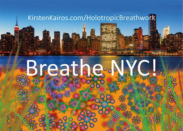 Kirsten Kairos Breathe NYC Holotropic Breathwork
